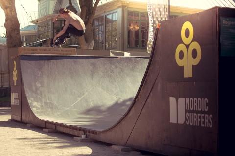 Skateboard – Ramp