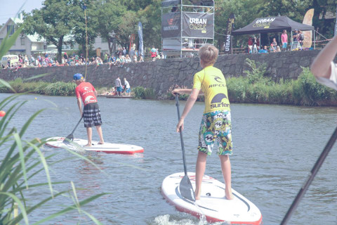 SUP: Surfers Remoat