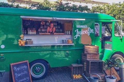 Brämhults Juice-truck Juicefin