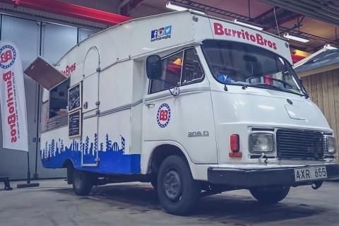 Burrito Bros Food Truck